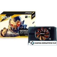 Видеокарта Sinotex GeForce GTX 1050 2GB GDDR5 NK105FG25F