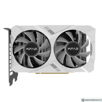 Видеокарта KFA2 GeForce RTX 2070 WHITE Mini  1-Click OC 8GB GDDR6 27NSL6HPZ7MK