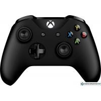 Геймпад Microsoft Xbox One (черный)
