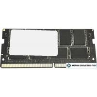Оперативная память GeIL 16GB DDR4 SODIMM PC4-19200 GS416GB2400C17S