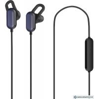 Наушники Xiaomi Mi Sports BT Headset Youth Edition YDLYEJ03LM (черный/синий)