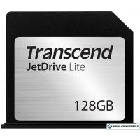 Карта памяти Transcend SDXC JetDrive Lite 130 128GB [TS128GJDL130]