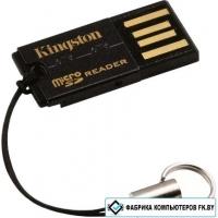 Кардридер Kingston USB microSD/microSDHC Reader (FCR-MRG2)