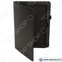 Чехол IT BAGGAGE для планшета Asus ZenPad 10,1 Z301ML черный (ITASZP301-1)