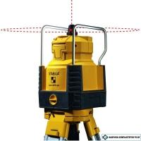 Лазерный нивелир STABILA LAPR 150-L-Set и штатив BST-K-M-NL 18458/2