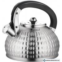 Чайник со свистком KELLI KL-4331