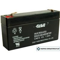 Аккумулятор для ИБП Casil CA613 (1.3 А·ч)