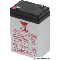 Аккумулятор Yuasa NP4-6 6V, 4Ah