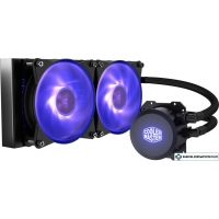 Кулер для процессора Cooler Master MasterLiquid ML240L RGB