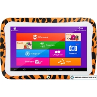Планшет Turbopad MonsterPad 8GB (леопард)