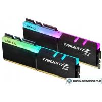 Оперативная память G.Skill Trident Z RGB 2x8GB DDR4 PC4-24000 F4-3000C16D-16GTZR