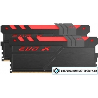 Оперативная память GeIL EVO X 2x8GB DDR4 PC4-19200 GEXB416GB2400C16DC