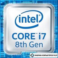 Процессор Intel Core i7-8700T