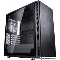 Корпус Fractal Design Define Mini C TG [FD-CA-DEF-MINI-C-BK-TG]