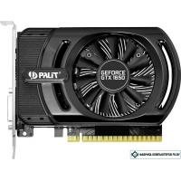 Видеокарта Palit GeForce GTX 1650 StormX OC 4GB GDDR5 NE51650S06G1-1170F