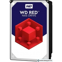 Жесткий диск WD Red 6TB WD60EFAX