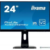 Монитор Iiyama ProLite XUB2492HSU-B1