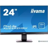 Монитор Iiyama XU2492HSU-B1