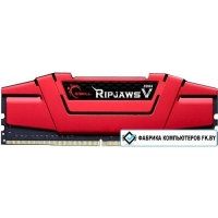 Оперативная память G.Skill Ripjaws V 2x4GB DDR4 PC4-21300 (F4-2666C15D-8GVR)
