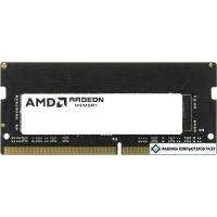 Оперативная память AMD 4GB DDR4 SODIMM PC4-19200 [R744G2400S1S-UO]