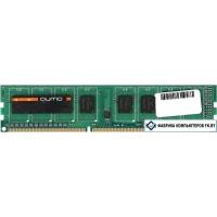 Оперативная память QUMO 4GB DDR3 PC3-12800 QUM3U-4G1600C11