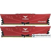 Оперативная память Team Vulcan Z 2x8GB DDR4 PC4-24000 TLZRD416G3000HC16CDC01