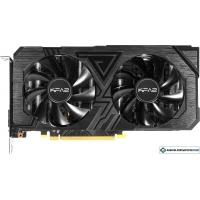Видеокарта KFA2 GeForce RTX 2060 EX 1-Click OC 6GB GDDR6 26NRL7HPY2EK