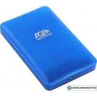 Бокс для жесткого диска AgeStar 31UBCP3 (синий)
