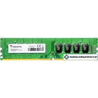 Оперативная память A-Data Premier 4GB DDR4 PC4-19200 AD4U2400W4G17-BGN