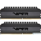 Оперативная память Patriot Viper 4 Blackout 2x8GB DDR4 PC4-25600 PVB416G320C6K