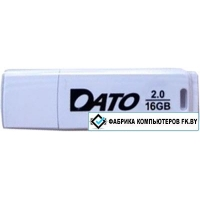 USB Flash Dato DB8001W 16GB (белый)