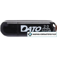 USB Flash Dato DS2001 32G (черный)