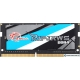Оперативная память G.Skill Ripjaws 8GB DDR4 SODIMM PC4-21300 F4-2666C19S-8GRS