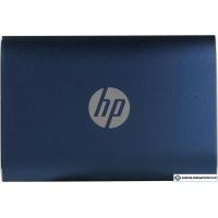 Внешний накопитель HP P500 120GB 7PD47AA (синий)