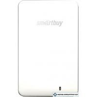 Внешний накопитель Smart Buy S3 SB256GB-S3DW-18SU30 256GB (белый)
