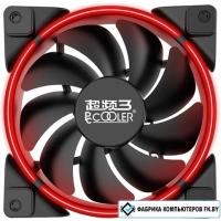Вентилятор для корпуса PCCooler Corona (красный)