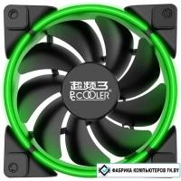 Вентилятор для корпуса PCCooler Corona (зеленый)