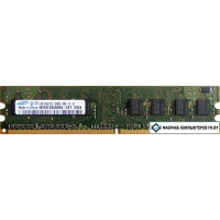 Оперативная память Samsung DDR2 PC2-6400 1 Гб (M378T2863EHS-CF7)
