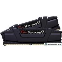 Оперативная память G.Skill Ripjaws V 2x8GB DDR4 PC4-27700 F4-3466C16D-16GVK