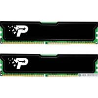 Оперативная память Patriot Signature Line 2x8GB DDR4 PC4-17000 [PSD416G2133KH]