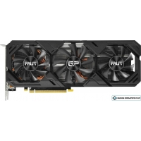 Видеокарта Palit GeForce RTX 2070 Super GP OC 8GB GDDR6 NE6207ST19P2-180T