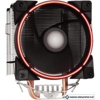 Кулер для процессора GameMax GAMMA 500 (красный)