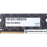 Оперативная память Apacer 16GB DDR4 SODIMM PC4-17000 ES.16G2R.GDH