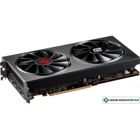 Видеокарта PowerColor Red Dragon Radeon RX 5600 XT 6GB GDDR6 AXRX 5600XT 6GBD6-3DHR/OC