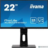 Монитор Iiyama XUB2294HSU-B1