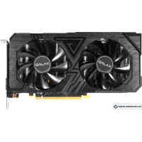 Видеокарта KFA2 GeForce GTX 1660 Super EX 1-Click OC 6GB GDDR6 60SRL7DS03EK