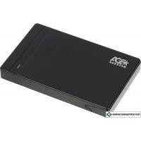 Бокс для жесткого диска AgeStar 3UB2P3 (черный)