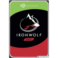 Жесткий диск Seagate IronWolf 8TB ST8000VN004