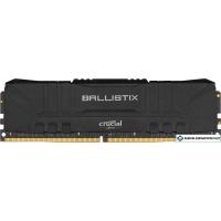 Оперативная память Crucial Ballistix 8GB DDR4 PC4-25600 BL8G32C16U4B