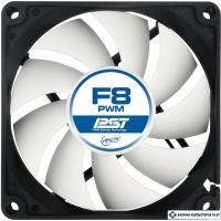 Вентилятор для корпуса Arctic F8 PWM PST AFACO-080P0-GBA01